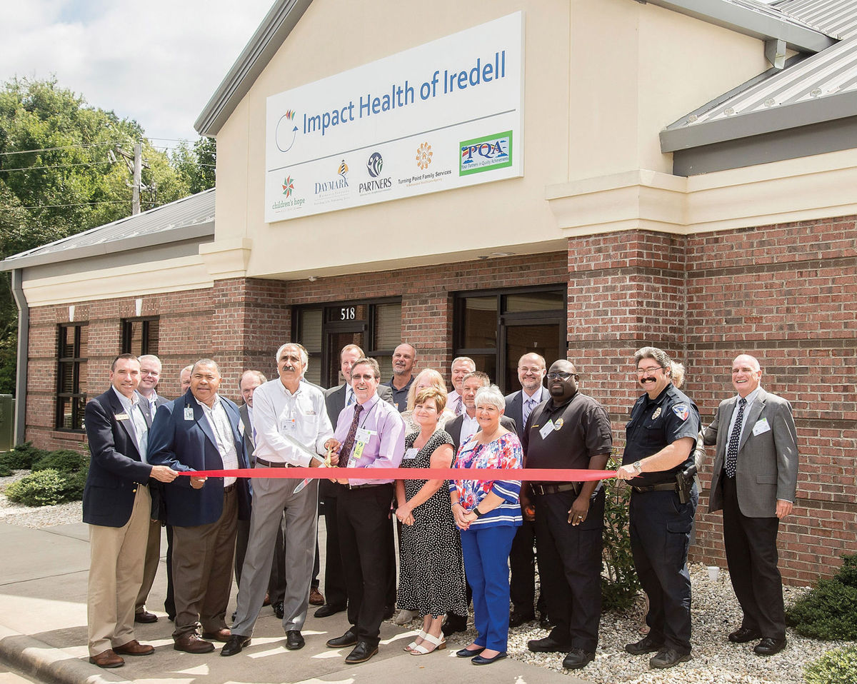 Impact Health of Iredell Facility Promises to Treat Body and Mind